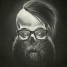 N.E.R.D. - (No-One Ever Really Dies) by Lukas Brezak
