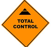 TOTAL CONTROL by James Chetwald Mattson