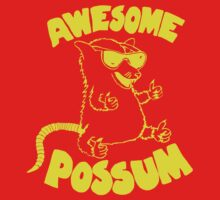 Awesome Possum Kids Clothes