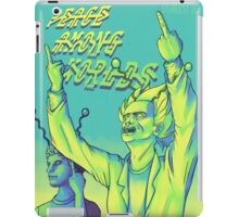 Peace Among Worlds iPad Case/Skin