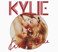 Kylie - Kiss Me Once (Design 2) by everythingtaboo
