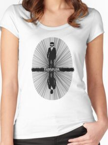 Life and Death T Shirt Women's Fitted Scoop T-Shirt