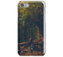 Olympic National Park iPhone Case/Skin