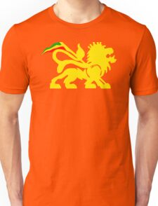 Lion Rasta Man Unisex T-Shirt