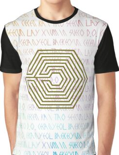 EXOPLANET Graphic T-Shirt