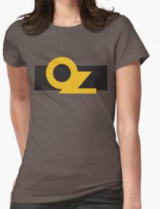The Wonderful Faction of OZ Womens Fitted T-Shirt