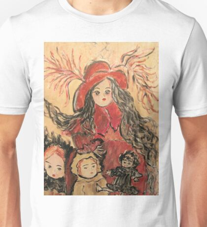 When Mary Visits Unisex T-Shirt