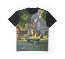 The Old Church in Dollar Graphic T-Shirt