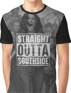 Straight Outta Southside Graphic T-Shirt