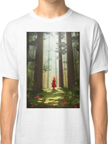 Little Red Riding Classic T-Shirt