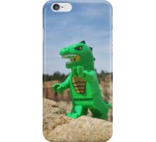 Dinosaur suit iPhone Case/Skin