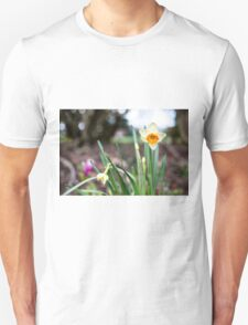 Spring time is here Unisex T-Shirt