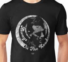 Kerouac - Always On The Road Unisex T-Shirt