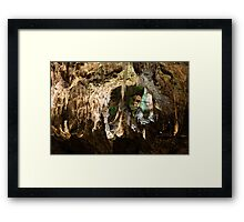 Carlsbad Caverns National Park, New Mexico Framed Print