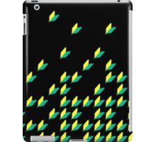 Wakaba pattern (2) iPad Case/Skin