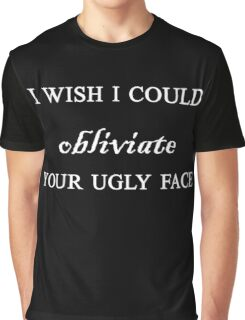 Obliviate Graphic T-Shirt