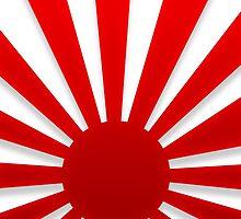 Rising Sun (1) by PlanDesigner