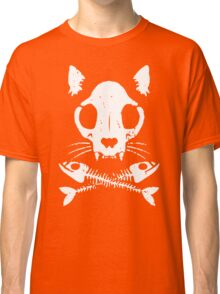 Bone Fist And Mouse Classic T-Shirt