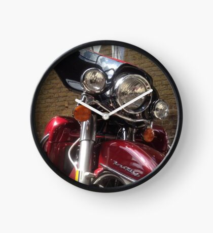 Road King Clock
