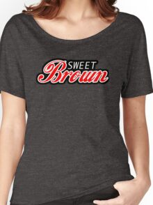 Sweet Brown Women's Relaxed Fit T-Shirt