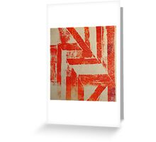 Ink Roller Greeting Card