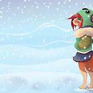 Snowflakes by Sven Ebert