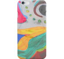 3 layer paint iPhone Case/Skin