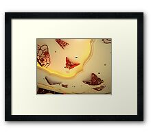 High-fashion. New collection for you Framed Print