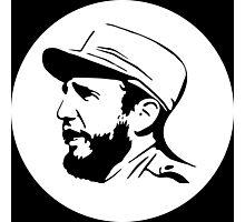 Fidel Castro Photographic Print