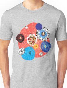 Abstract fantasy pattern Unisex T-Shirt