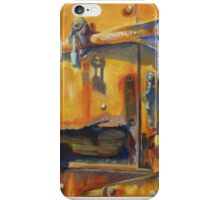 Vintage Train by Chris Brandley iPhone Case/Skin