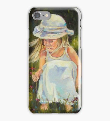 Innocence by Chris Brandley iPhone Case/Skin