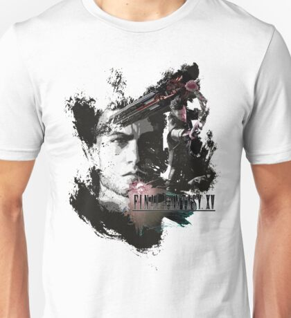 Final Fantasy 15 Gladiolus Unisex T-Shirt