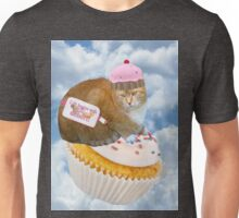 fat dessert kat Unisex T-Shirt