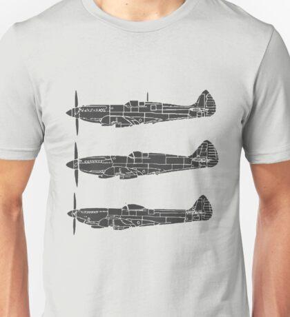Spitfires Unisex T-Shirt