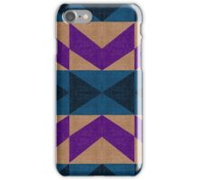 Textileliana Catus 1 No. 2 L B iPhone Case/Skin