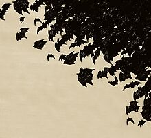 Bat swarm by djrbennett