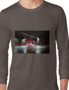 Night Light Tunnel I Long Sleeve T-Shirt