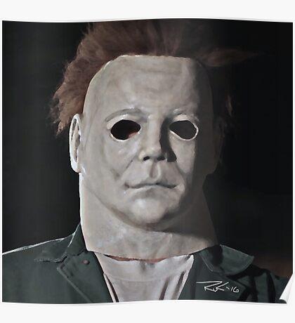 Halloween Slasher Poster