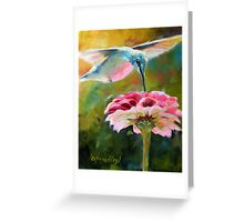 Morning Sweets by Chris Brandley Greeting Card