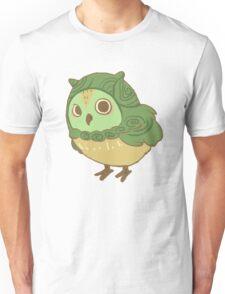 Green Owl Unisex T-Shirt