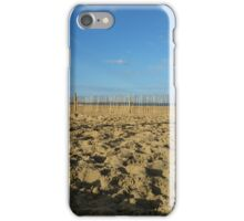 Low Angle Beach iPhone Case/Skin