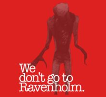 We Don't Go to Ravenholm. Kids Clothes