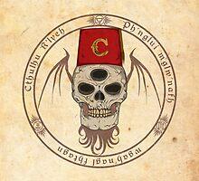 Cthulhu lodge by juliusllopis