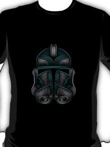 Clone Trooper helmet T-Shirt