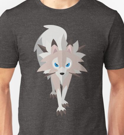 Lycanroc Day Unisex T-Shirt
