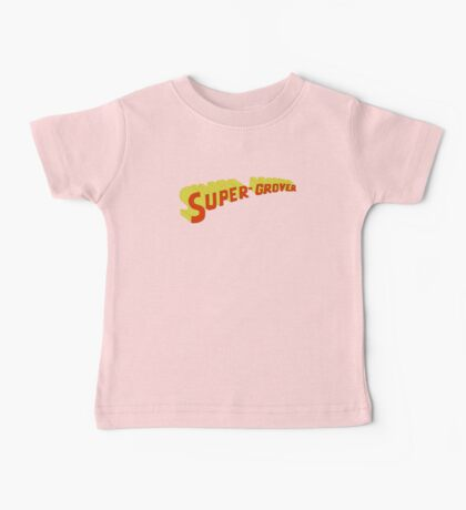 Super Grover Baby Tee