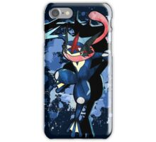 The Water Ninja iPhone Case/Skin