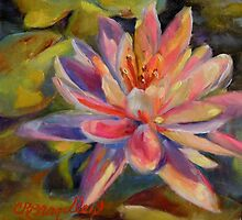 Risa's Pond by Chris Brandley by ChrisBrandley