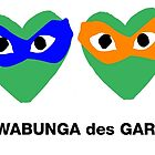 Cowabunga des Garcons by krambra